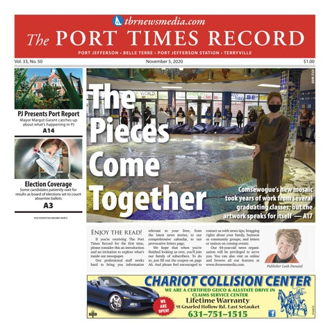 Trinkle Volkswagen Christmas Parade 2020 The Port Times Record   November 5, 2020 by TBR News Media   issuu