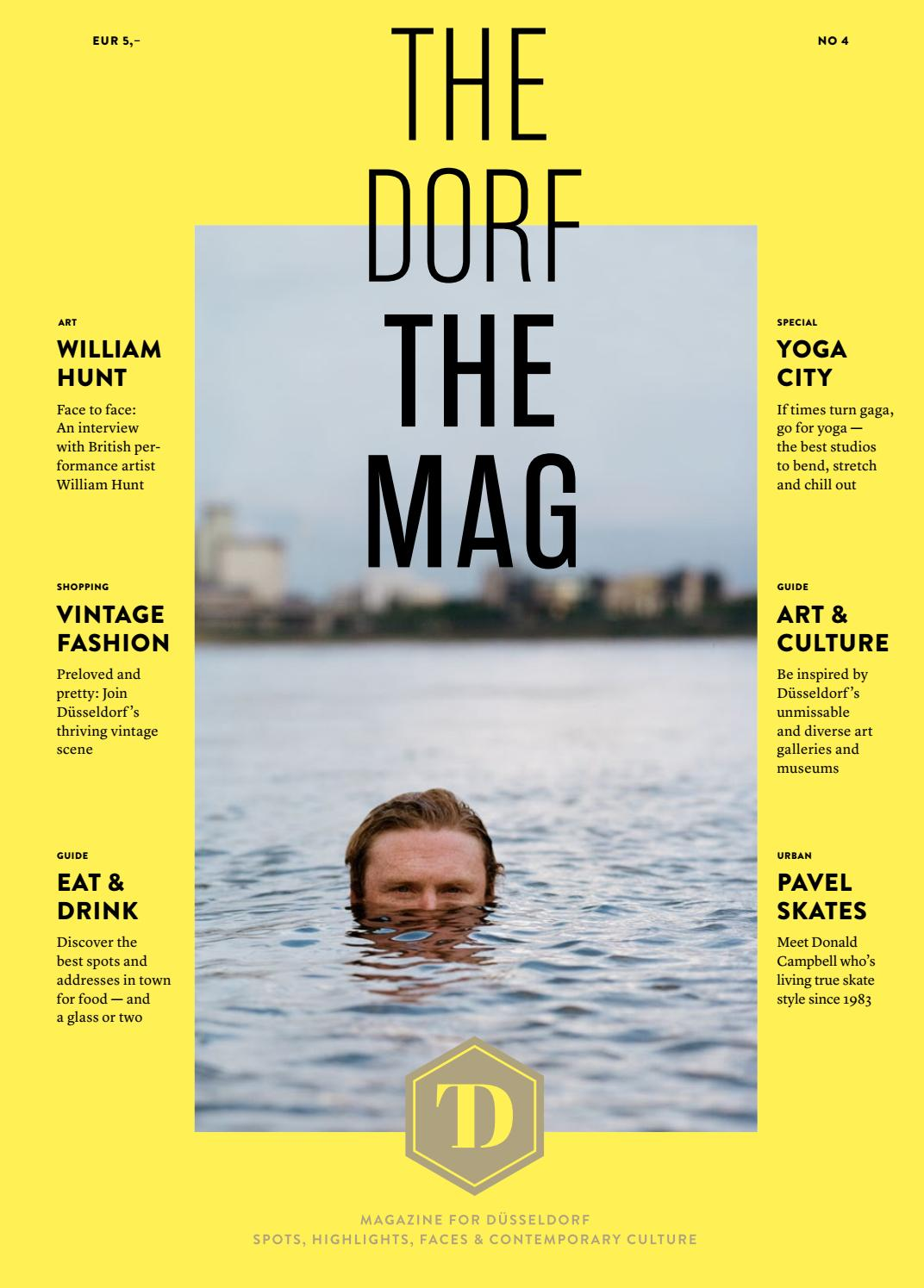 The Dorf The Mag No 4 By The Dorf Issuu