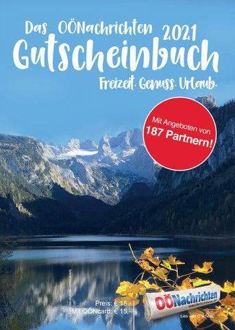 Oonachrichten Gutscheinbuch 2021 By Progast Plus Issuu