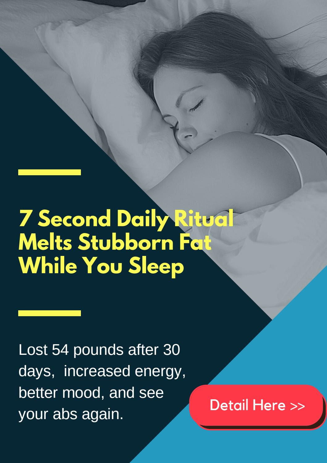 How to lose belly fat overnight wrap by idzwanfikri - issuu