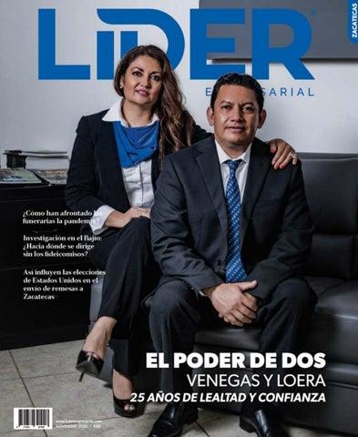Líder Empresarial Zacatecas No. 14