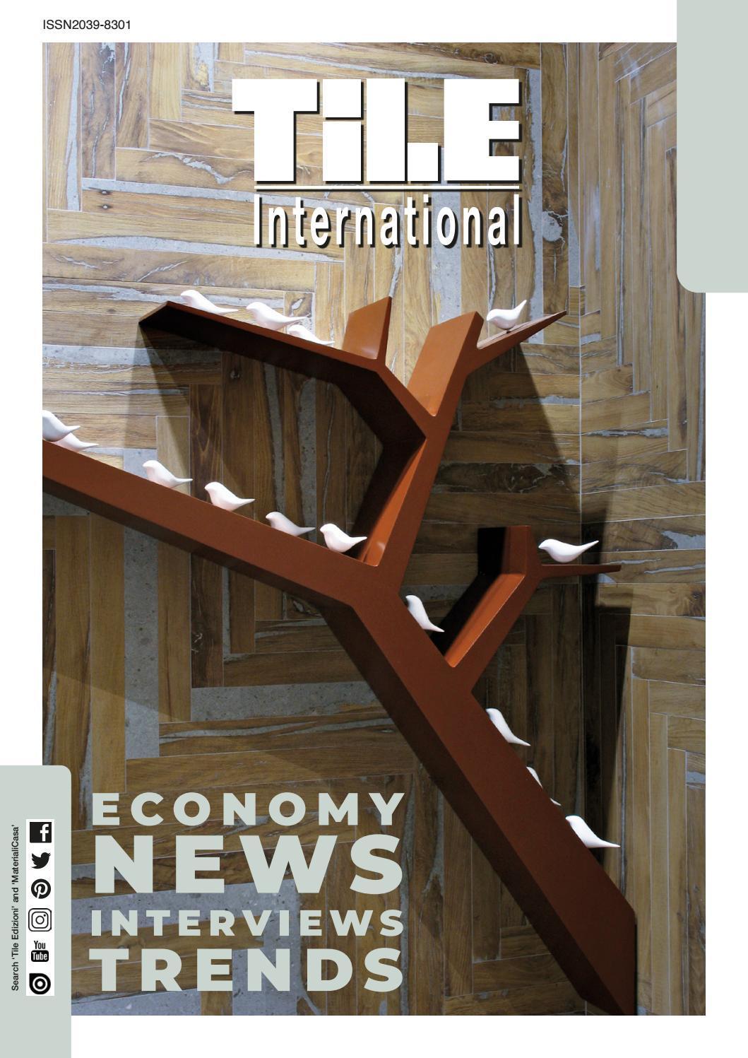Tile International 20/200200 by Tile Edizioni   issuu