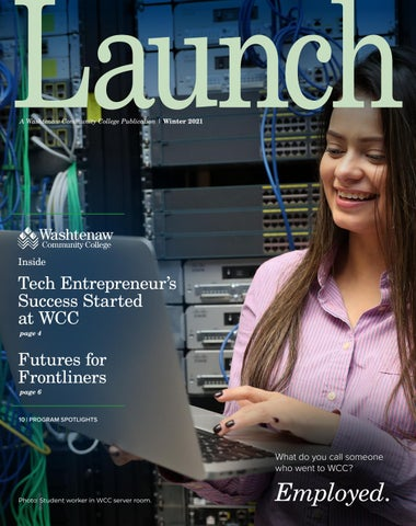 Launch Magazine Winter 2021