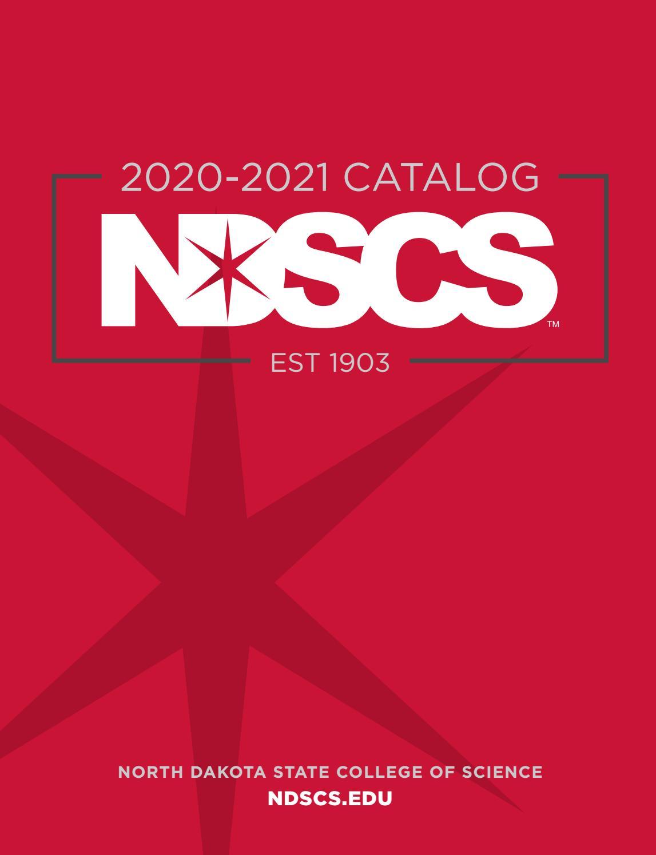 Ndsu Academic Calendar 2022.North Dakota State College Of Science 2020 2021 Catalog By North Dakota State College Of Science Issuu