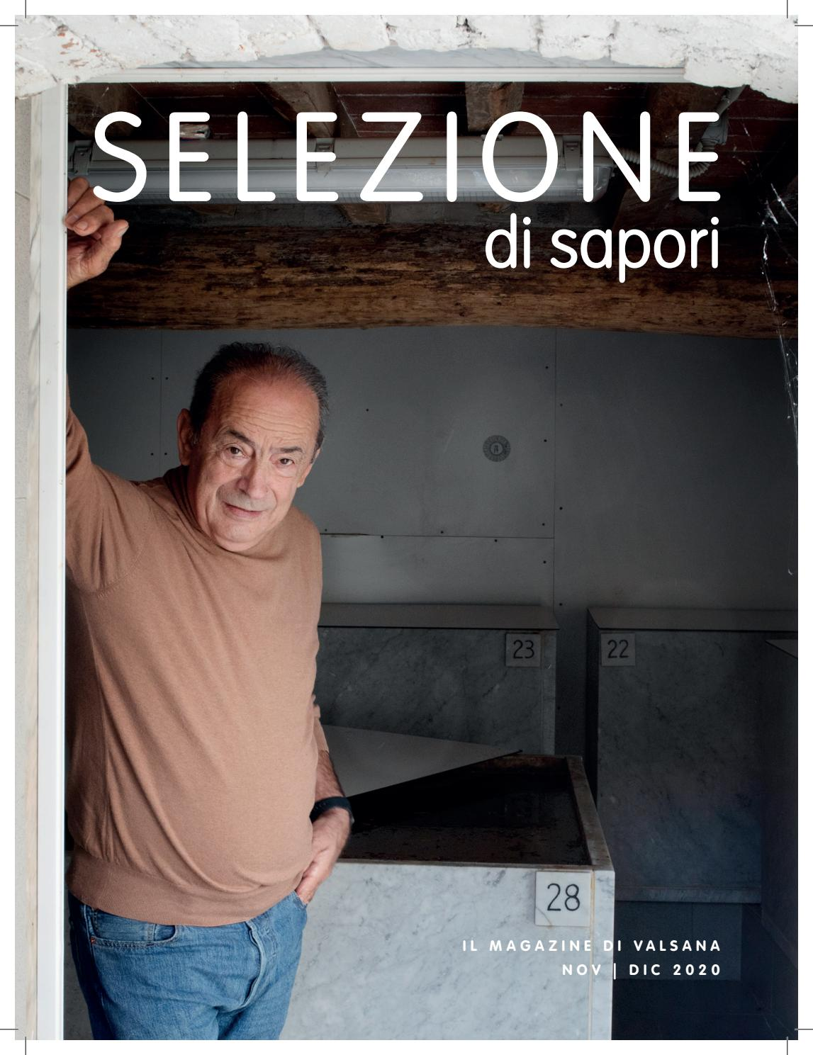 Selezione Di Sapori 2020 05 By Valsana Srl Issuu