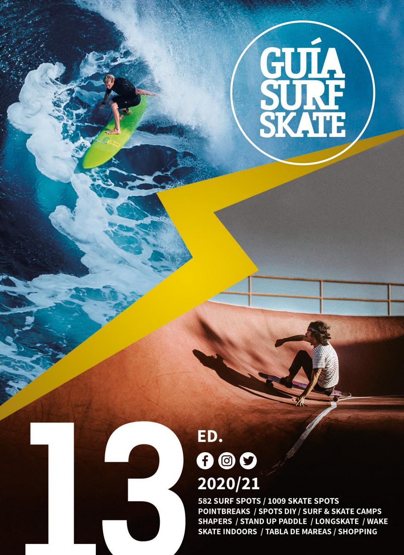 Guía Surf Skate 2020 21 By Guía Surf Skate Issuu
