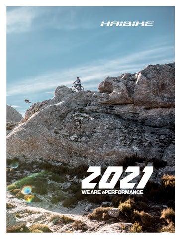 Rowery Haibike 2021