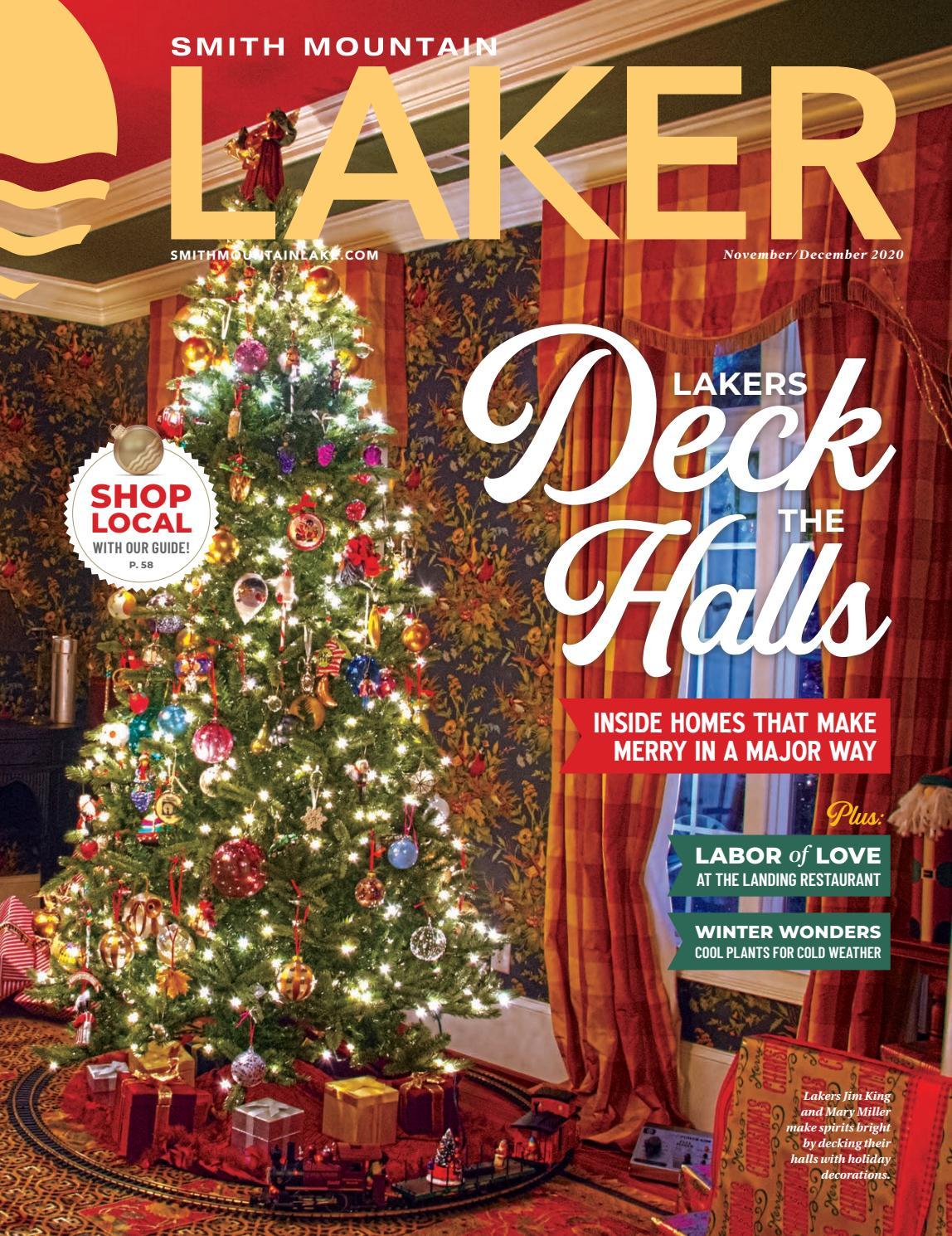 2020 November December Smith Mountain Laker magazine by
