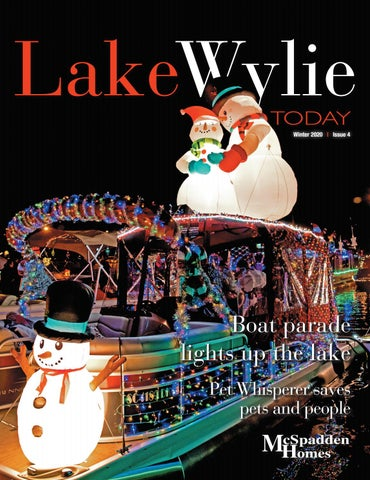 Gaffney Sc Christmas Parade 2021 Lake Wylie Today Winter 2020 By Sc Biz News Issuu