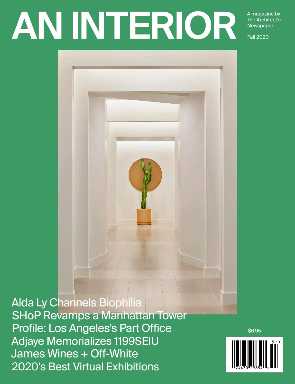 An Interior 17 By The Architect S Newspaper Issuu