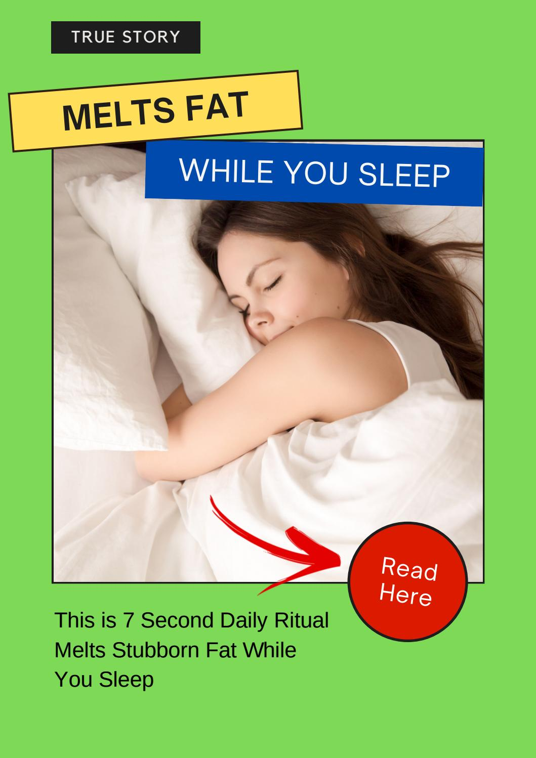 Bedtime drink how to lose belly fat overnight drink by idzwanfikri