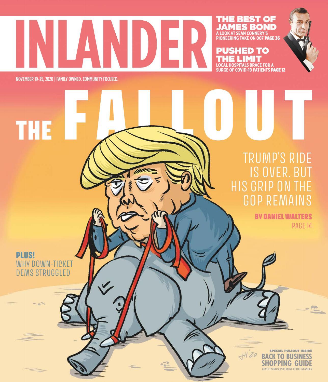 Inlander 11 19 2020 By The Inlander Issuu