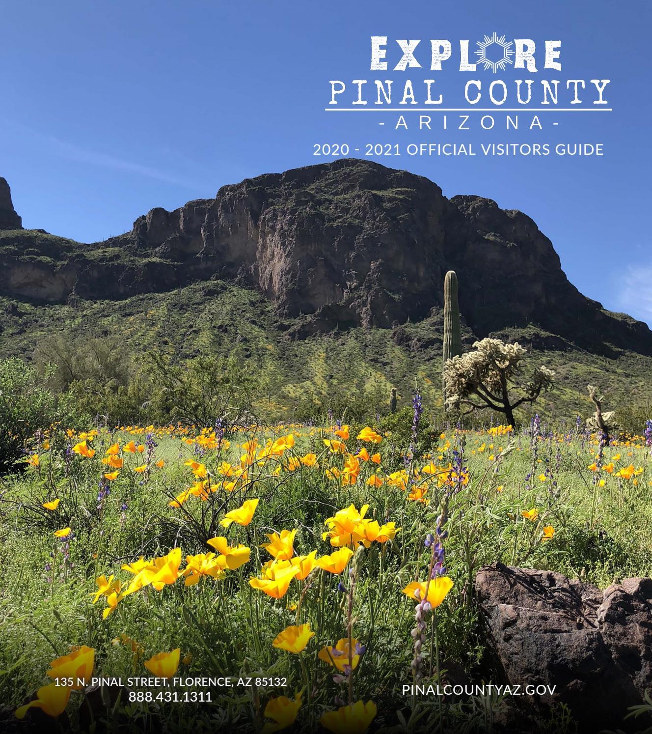 2020 2021 Pinal County Visitors Guide By Rox Media Group Issuu How can i go arizona nature aquatics? 2020 2021 pinal county visitors guide