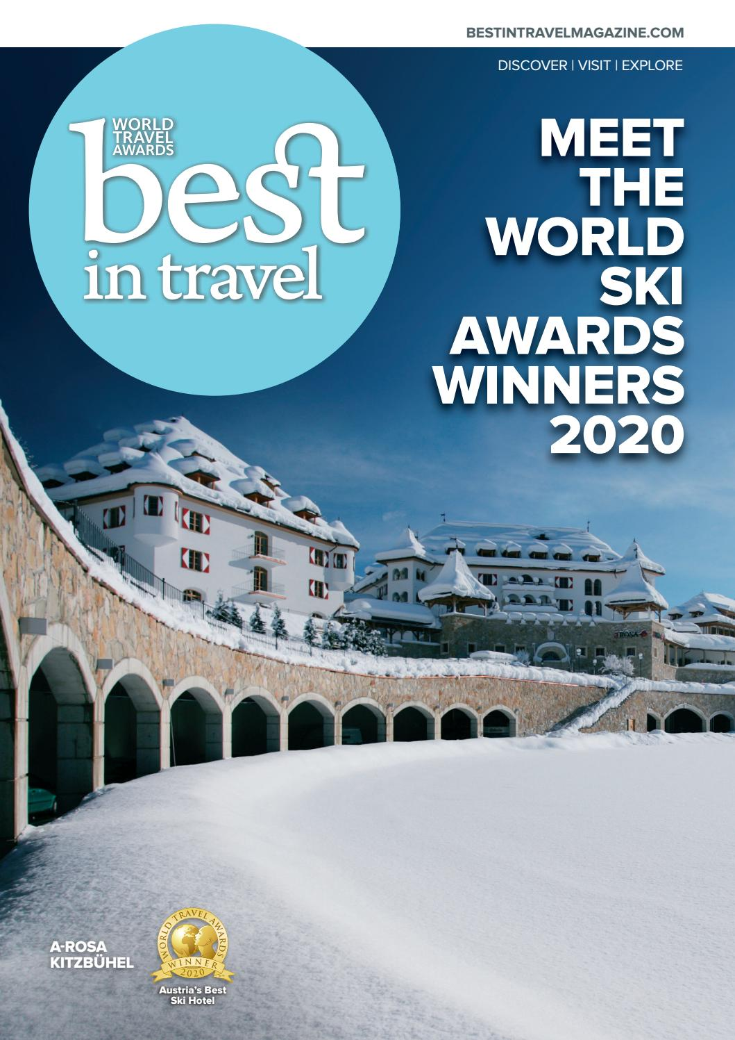 Best in Travel Magazine - issue 104