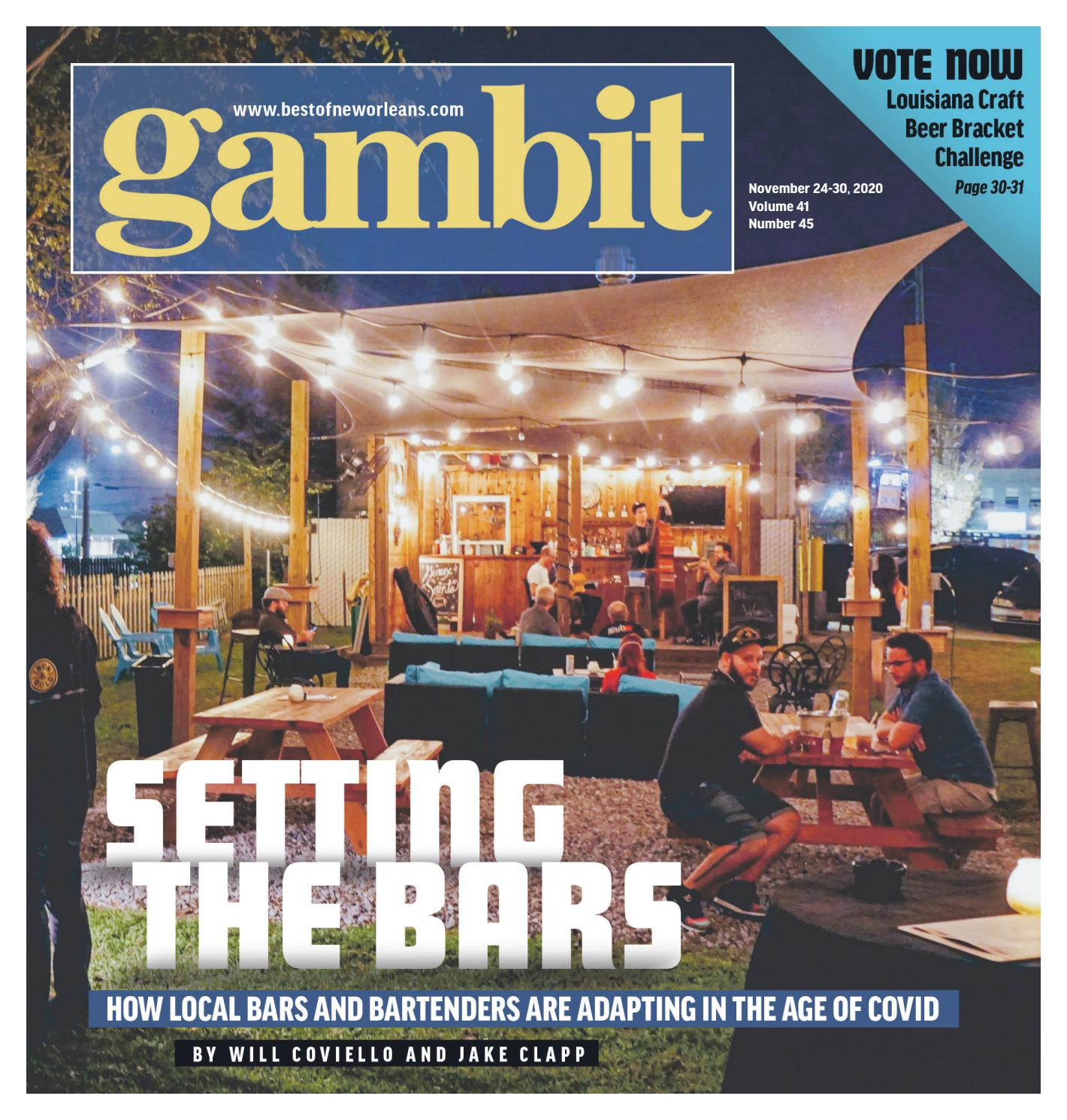 Harahan Christmas Parade 2021 Permit Gambit Digital Edition November 24 2020 By Gambit New Orleans Issuu