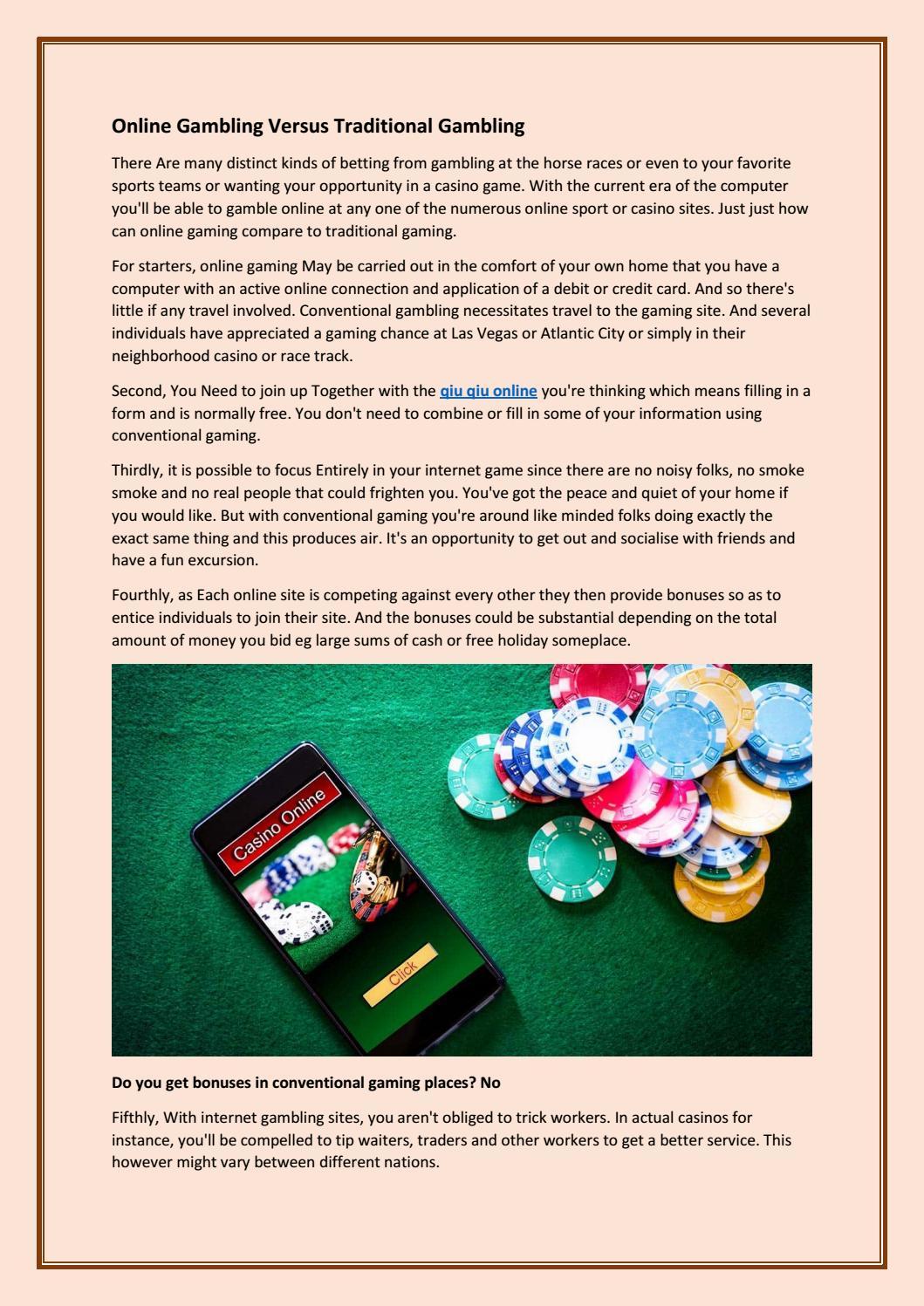 Online Poker Qq Pkv Bandarqq Online Gambling Site By Kenneth N Parisi Issuu