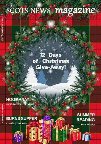 Ducks Christmas Giveway 2021 Scots News Magazine December 2020 January 2021 By Scots News Magazine Issuu