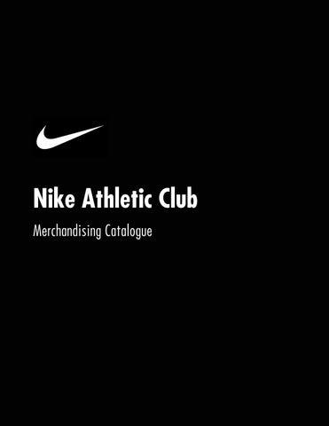 Lleno también caridad  Nike Athletic Club - Catalogue 11242020 by Shane Dela Peña - issuu
