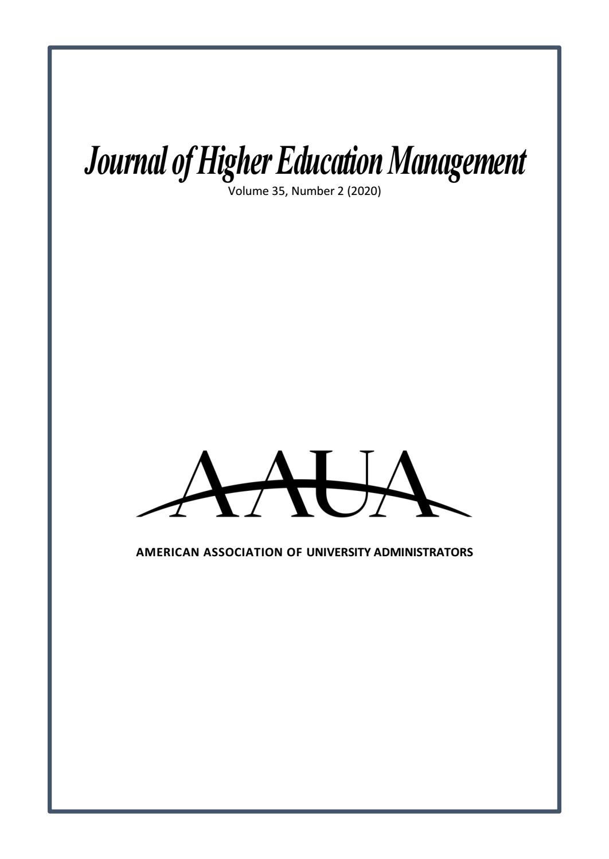 University Of Idaho Academic Calendar 2022 2023.Journal Of Higher Education Management Vol 35 2 By Aaua American Association Of University Administrators Issuu