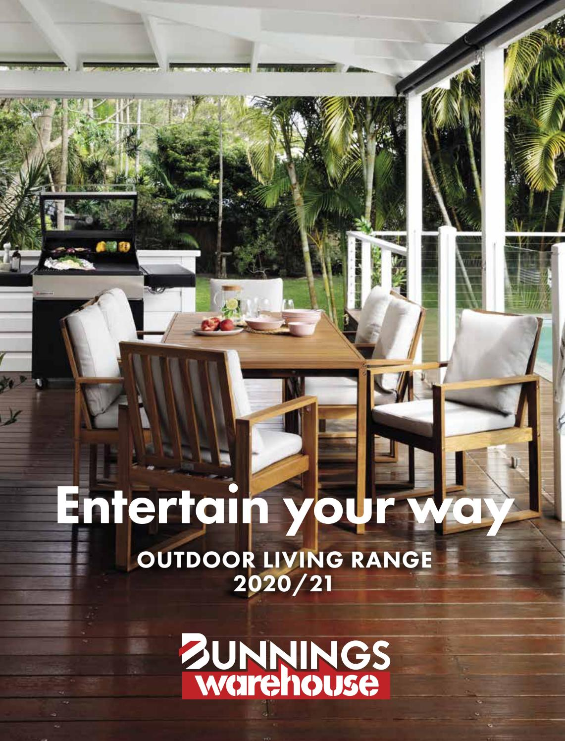 Outdoor Living Range Book 2020 21 By