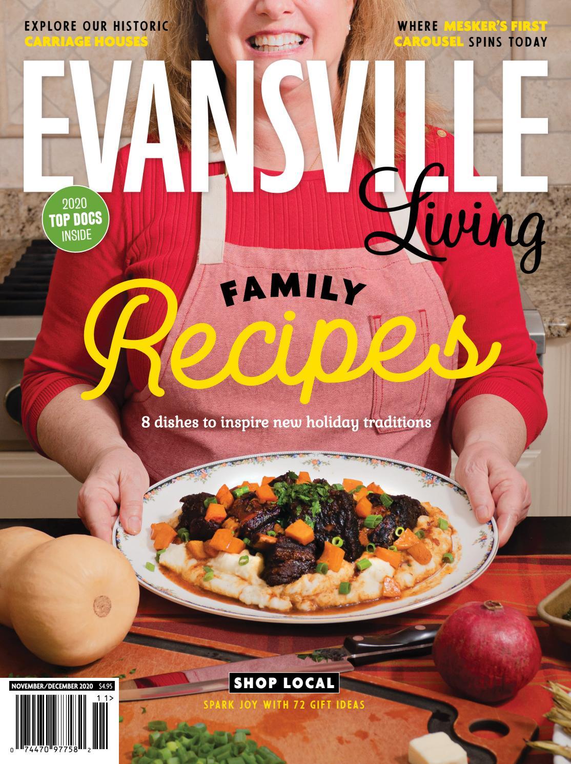 Evansville Living November December 2020 By Evansville Living Magazine Issuu