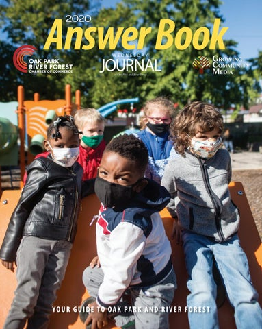 Oak Park River Forest Answer Book 2020 By Wednesday Journal Issuu