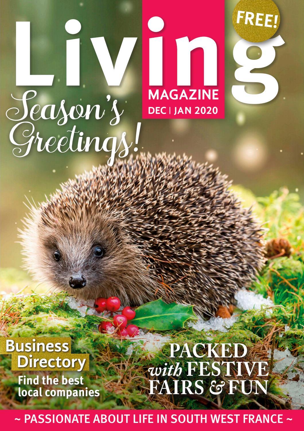 Living Magazine Dec 20 / Jan 20 by Living Magazine   issuu