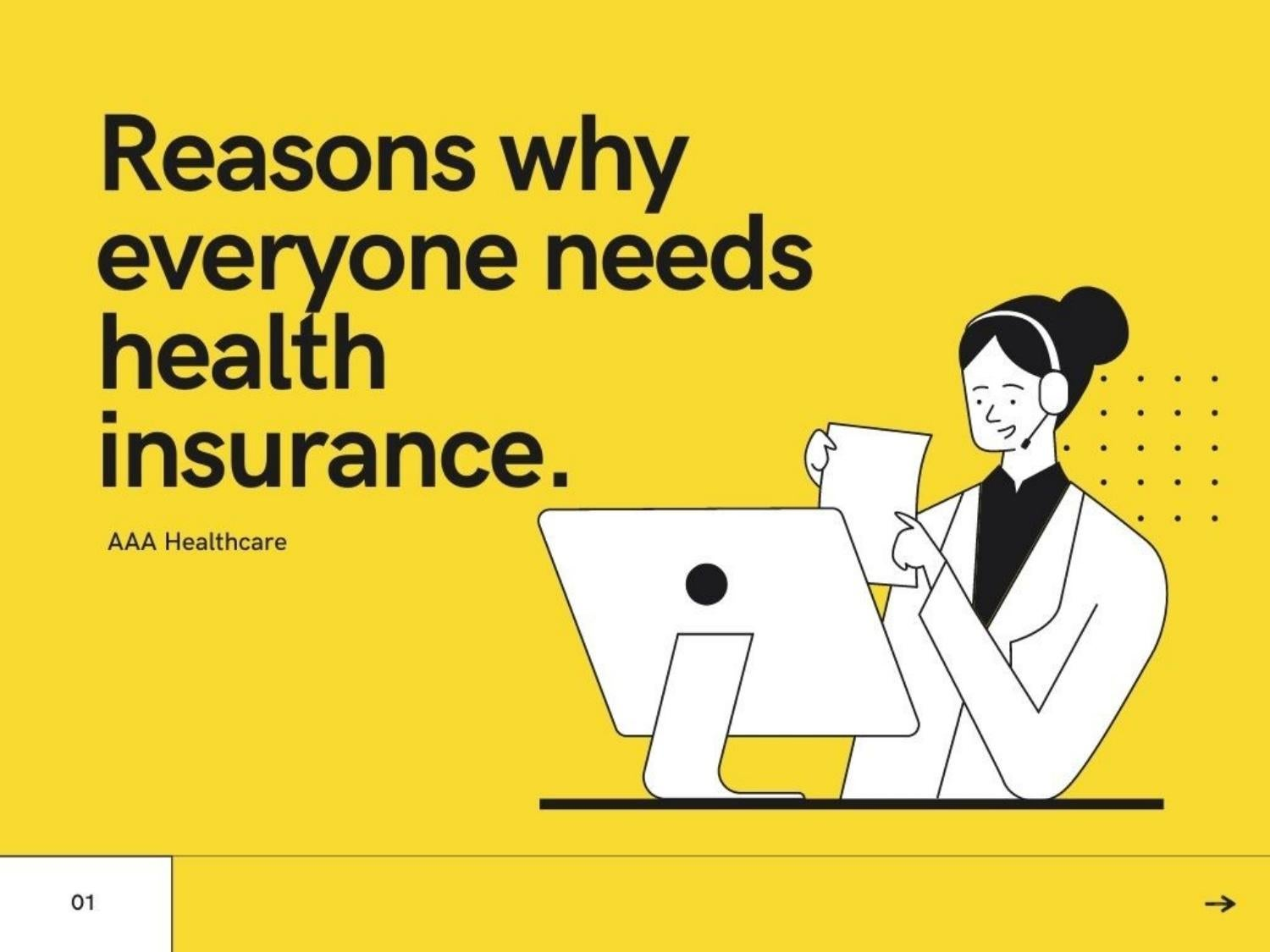 Reasons why everyone needs health insurance