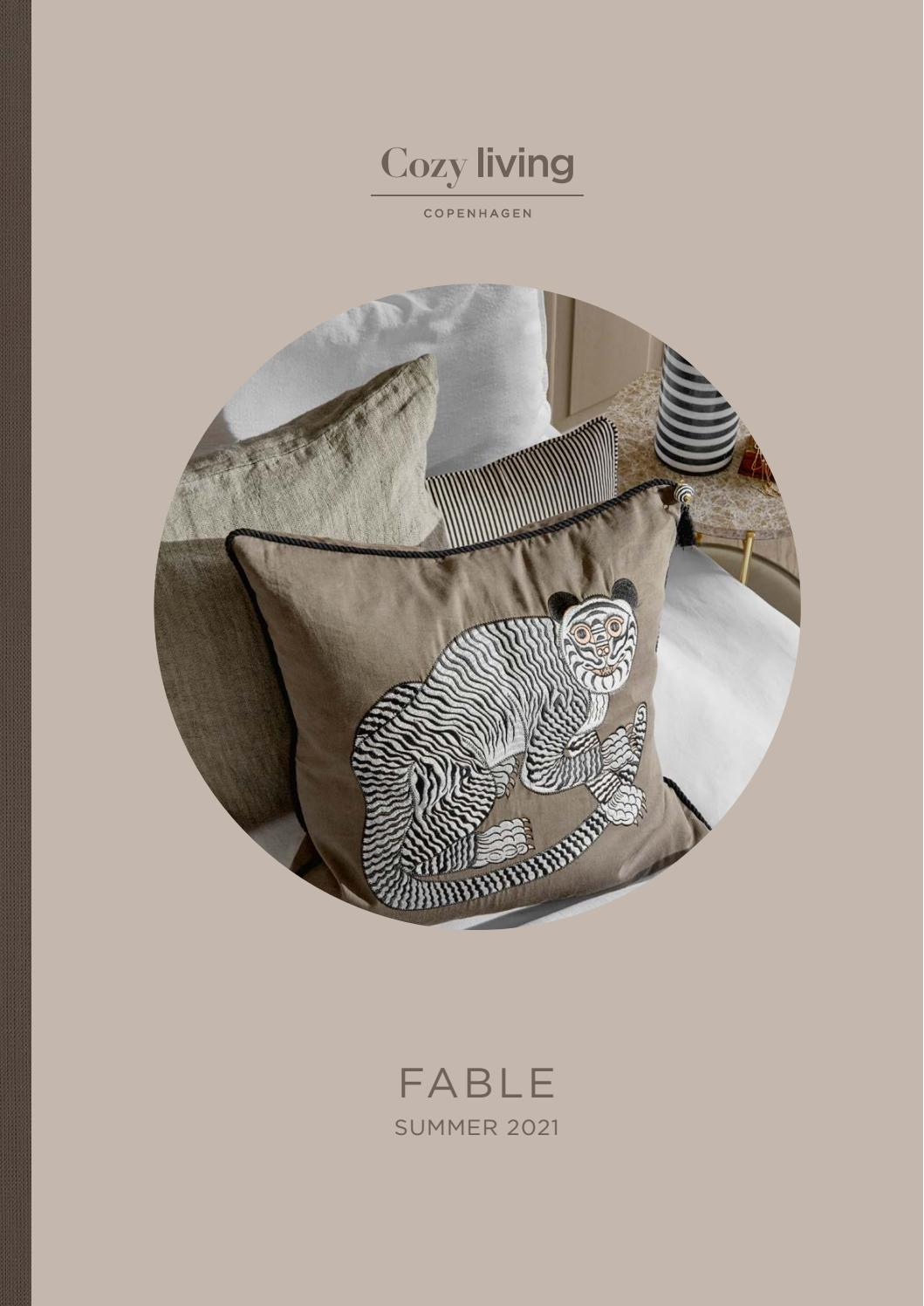 Cozy Living Catalogue Retail By Cozy Living Copenhagen Issuu