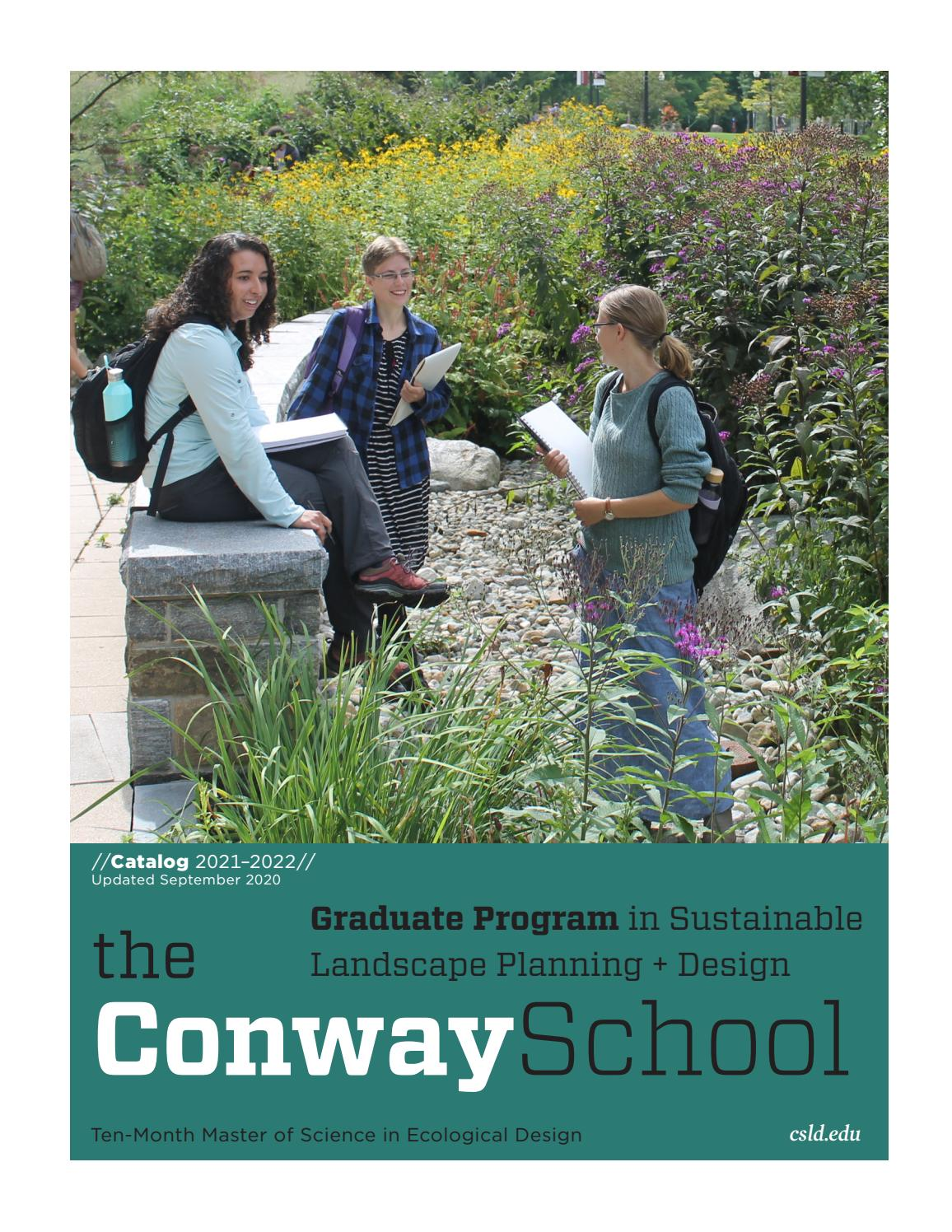 Tufts Academic Calendar 2022 2023.Conway School Catalog 2021 2022 By The Conway School Issuu