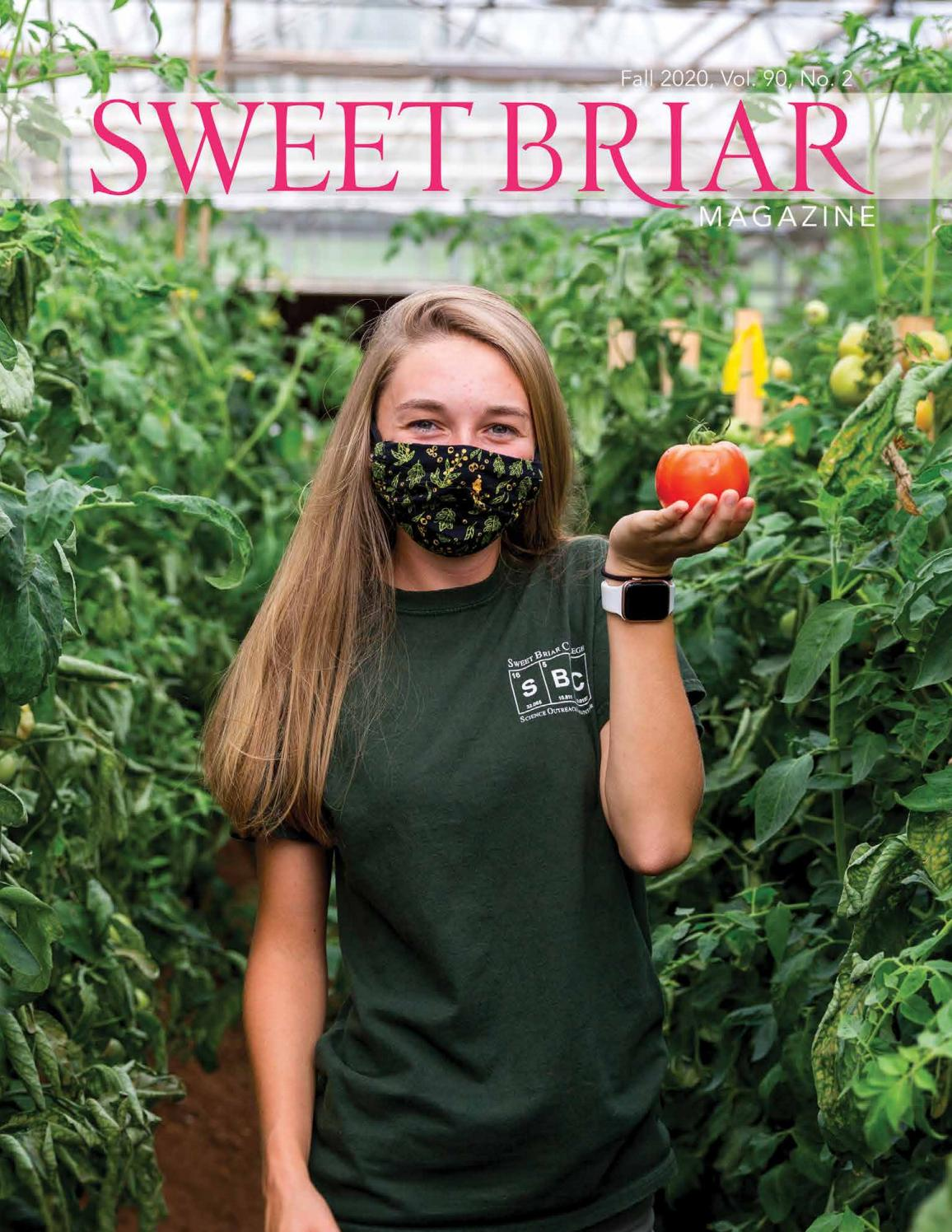 Sweet Briar College Magazine Fall 2020 By Sweet Briar College Issuu