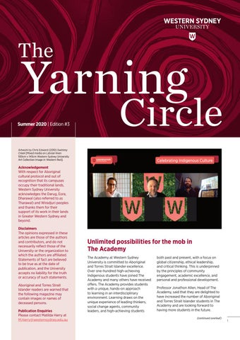 The Yarning Circule