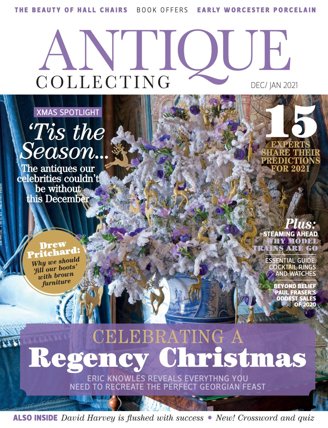 Antique Collecting Magazine Dec Jan Issue 2021 By Acc Art Books Issuu