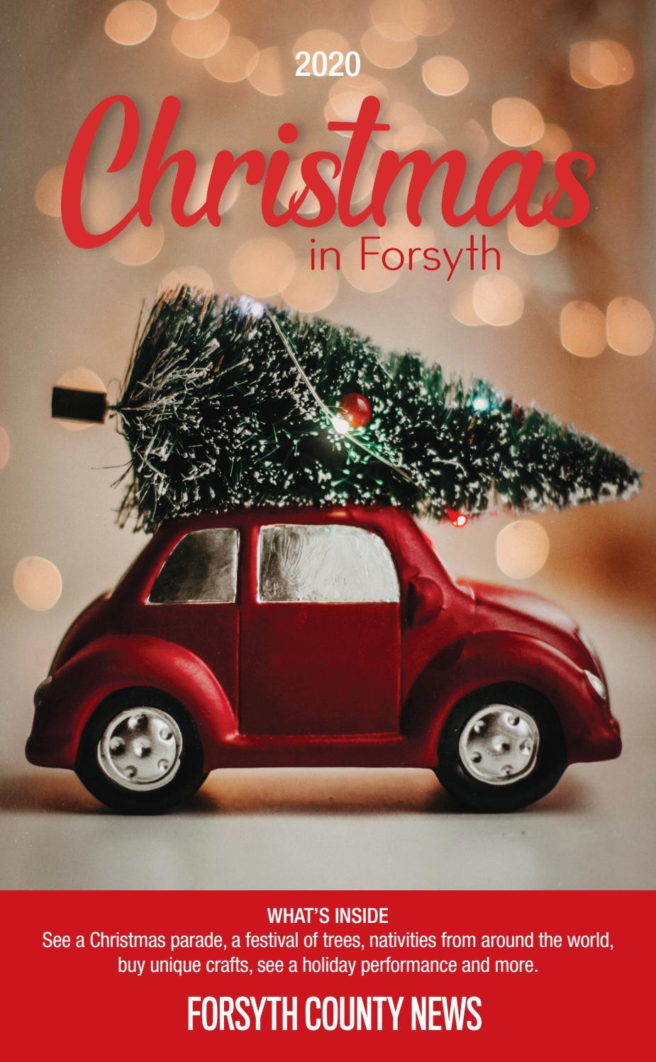 Forsyth Christmas Parade 2021 Hd63y 4ufmrbwm