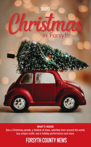 Christmas in Forsyth 2020 by Forsyth County News   issuu