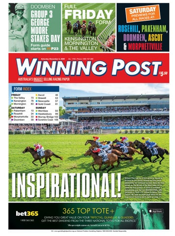 winning post bookmakers betting