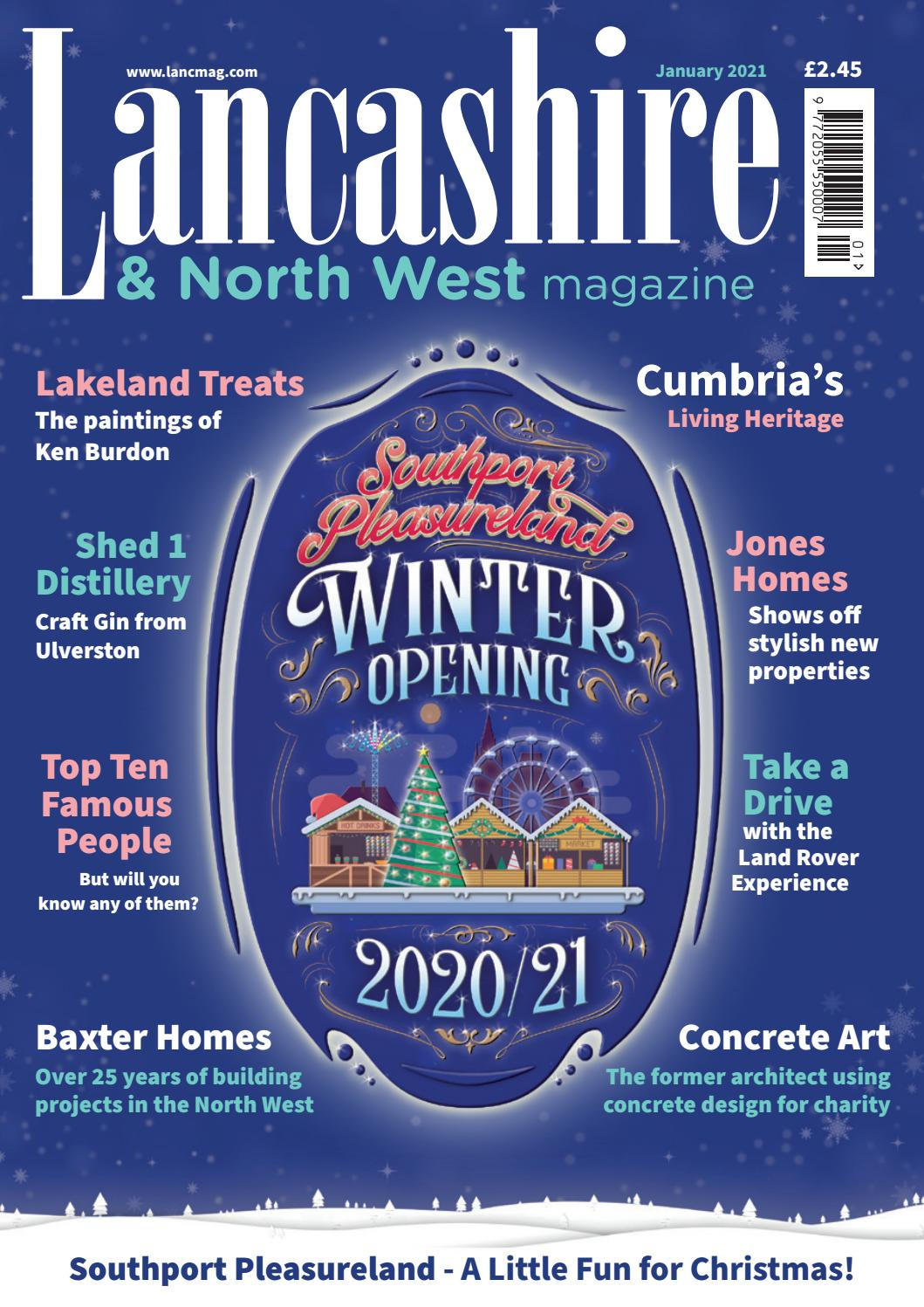 The Lancashire North West Magazine January 2020 By The Lancashire Magazine Issuu