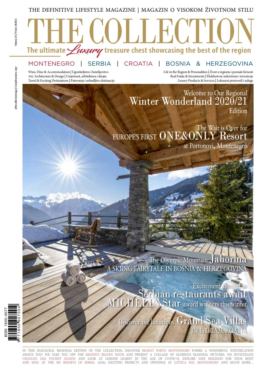 The Collection Magazine By The Collection Montenegro Serbia Issuu