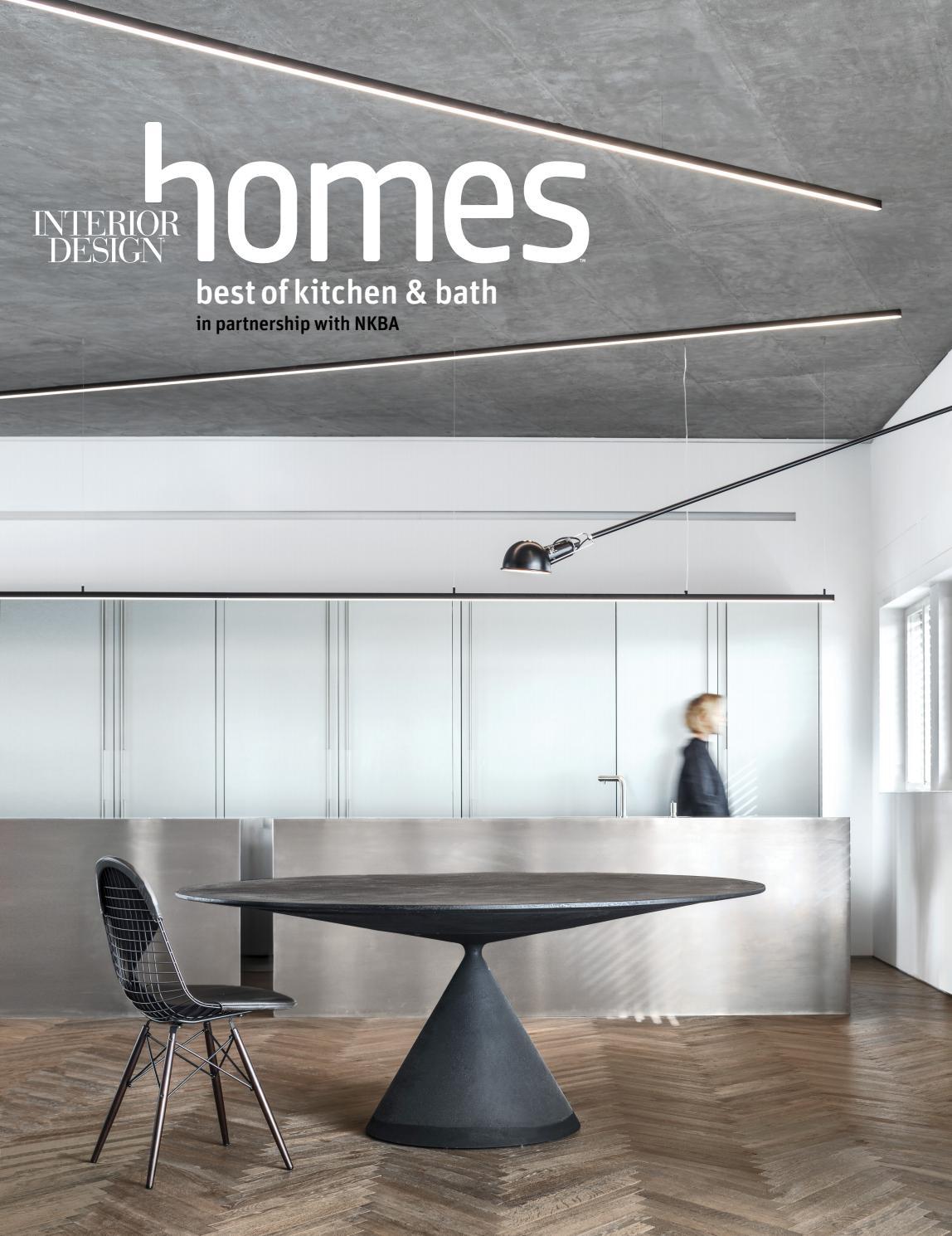 Interior Design Homes Best Of Kitchen Bath By Interior Design Magazine Issuu