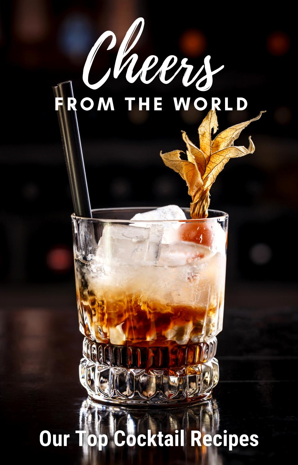 Cheers From The World Cocktail Recipe Book By Ensembletravel Group Issuu