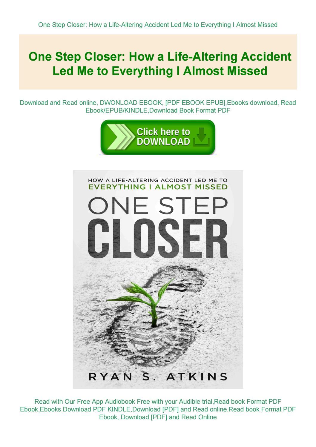 Step Closer PDF Free Download