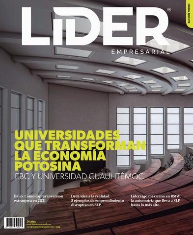 Revista Líder Empresarial San Luis Potosí No. 2