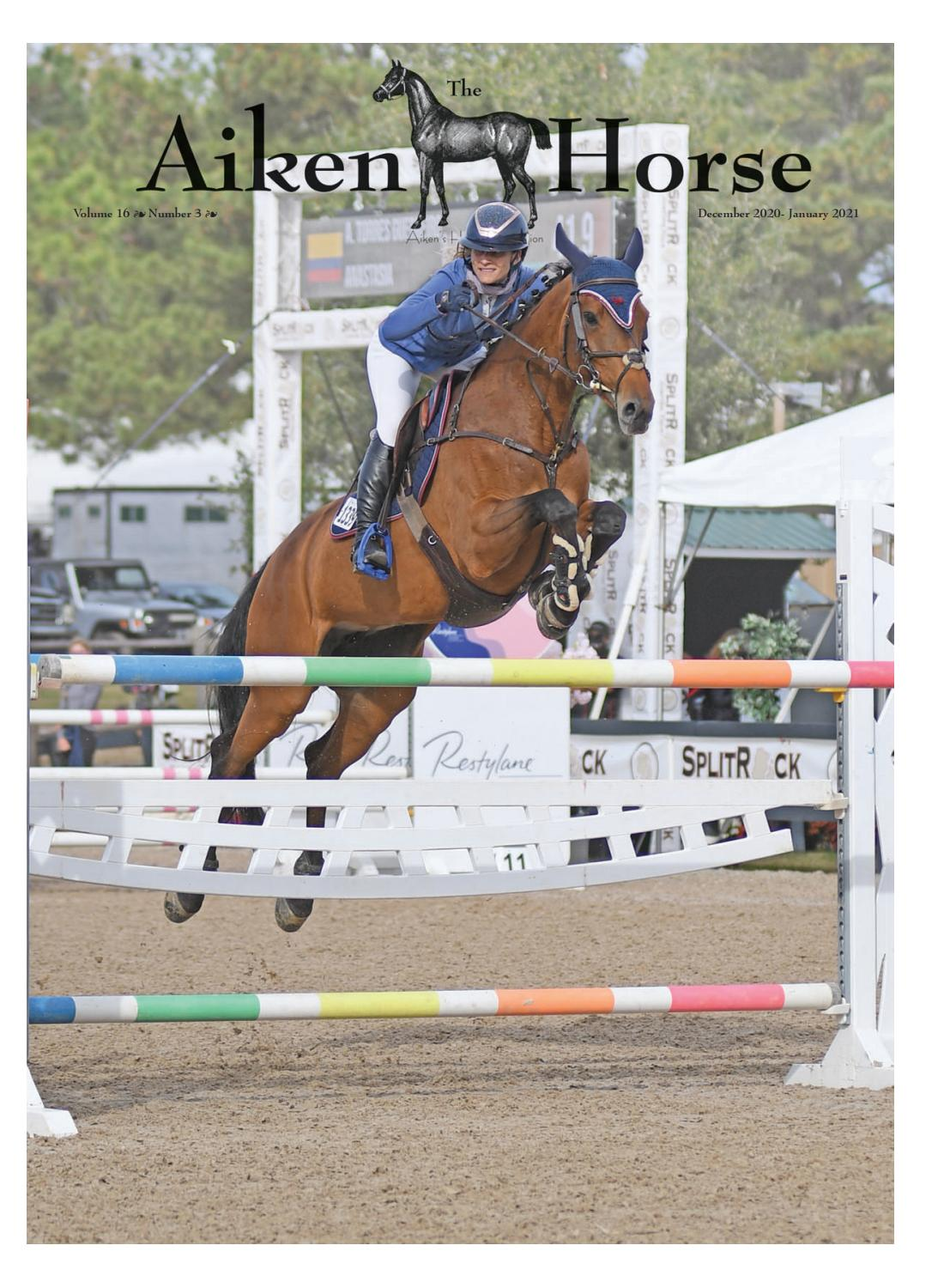 December January 2020 2021 By Aiken Horse Productions Issuu