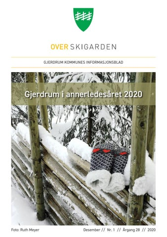 Over Skigarden Gjerdrum Kommune By Spirekreativ Issuu