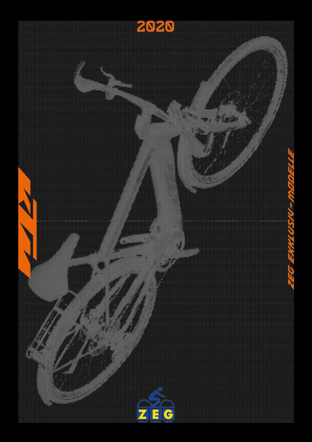 KTM IMAGE CATALOGUE ZEG 2020