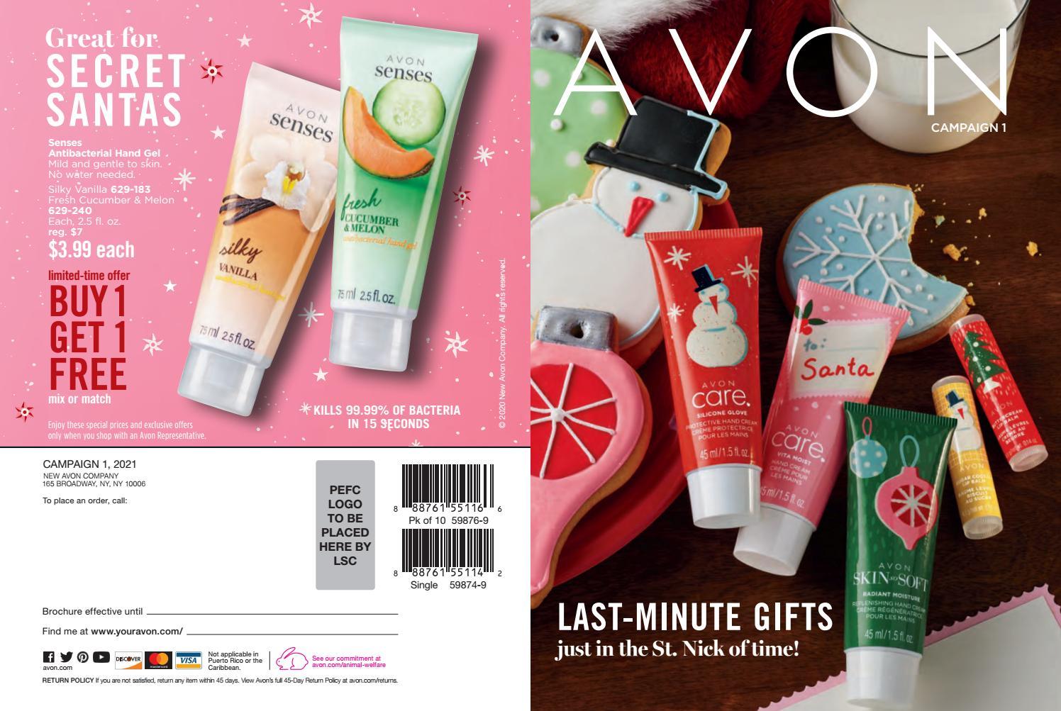 Avon Campaign 18, 188 Brochure by Irene Eklund   issuu