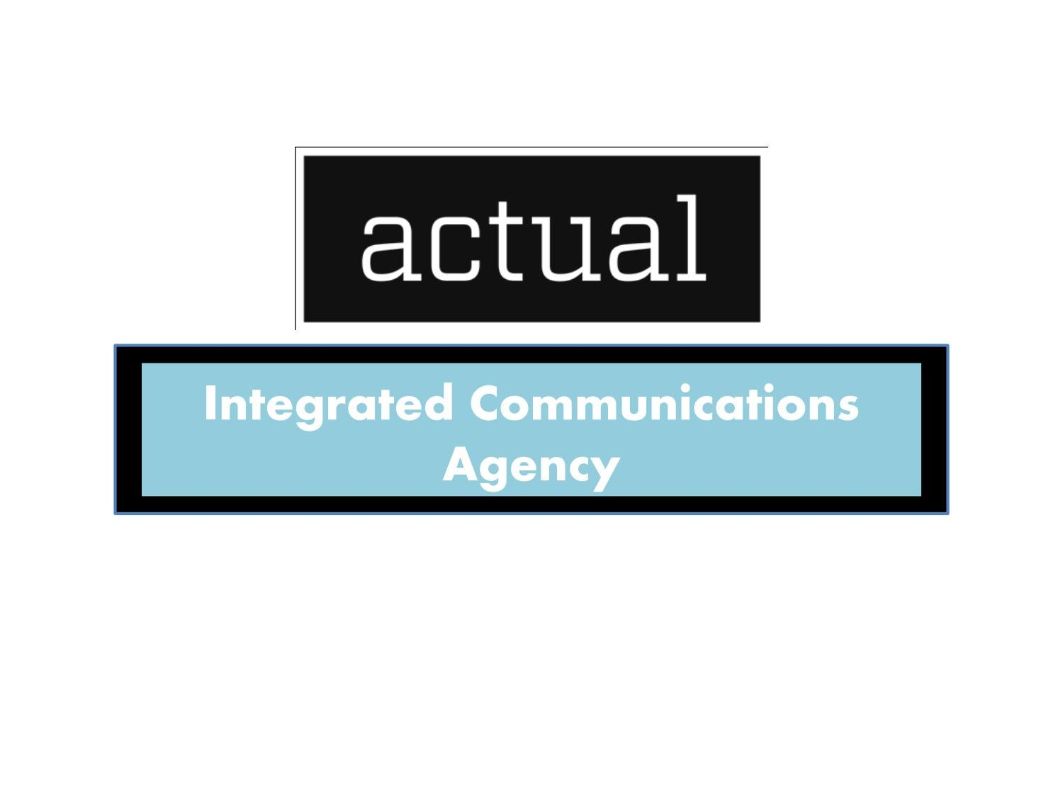 Integrated Communications Agency