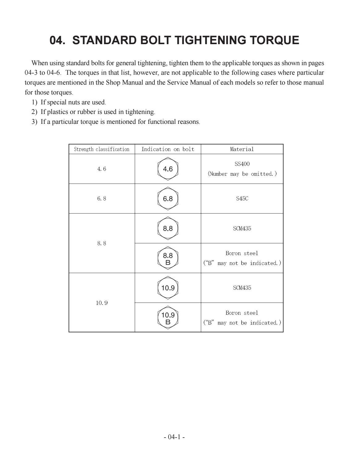 Hitachi LX110-7 LX130-7 LX160-7 LX190-7 LX230-7 Wheel Loader Workshop Manual - PDF DOWNLOAD page 16