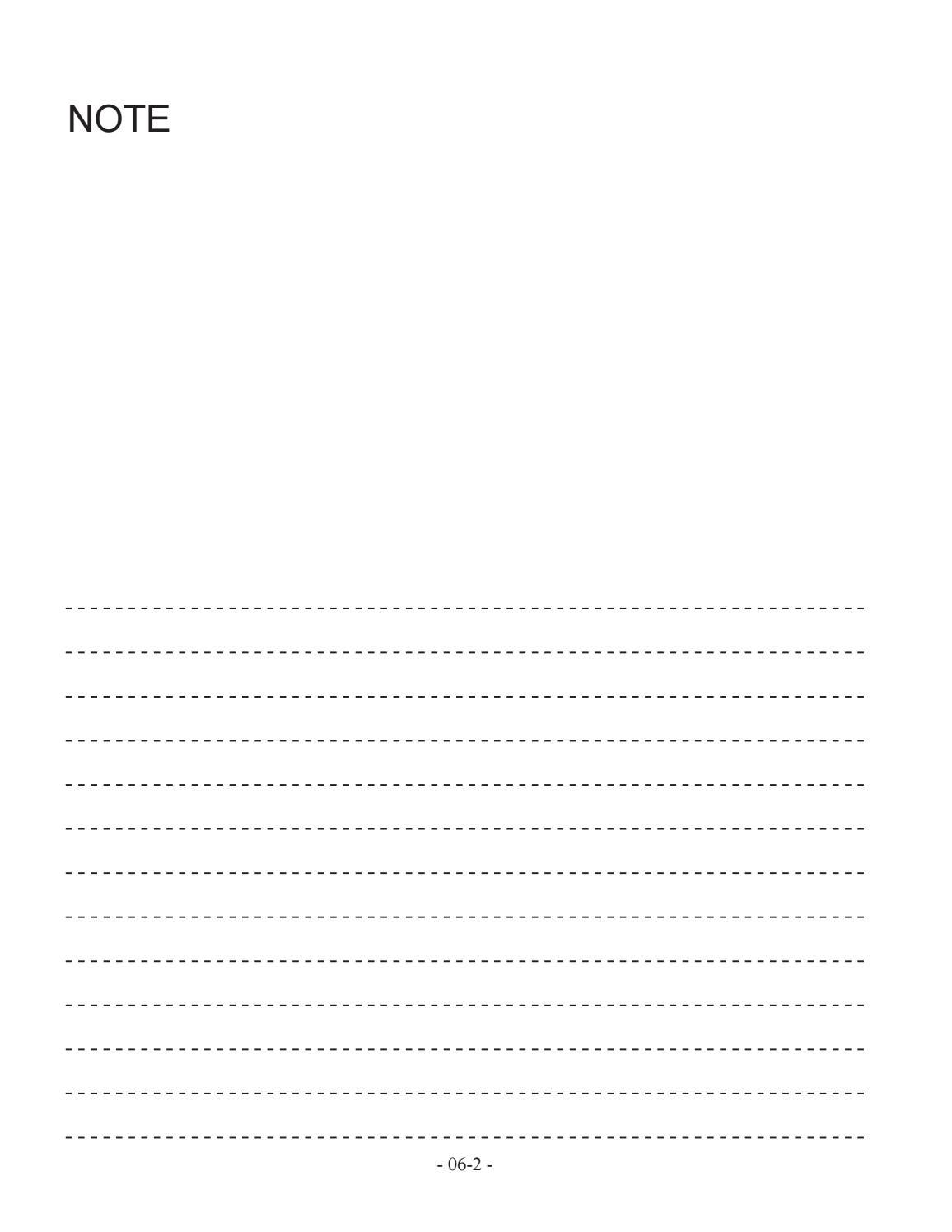 Hitachi LX110-7 LX130-7 LX160-7 LX190-7 LX230-7 Wheel Loader Workshop Manual - PDF DOWNLOAD page 26
