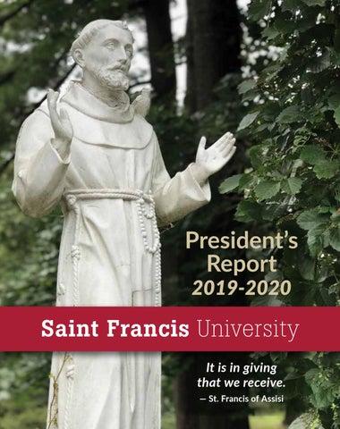 Images of Saint Francis University Academic Calendar 2021-2022